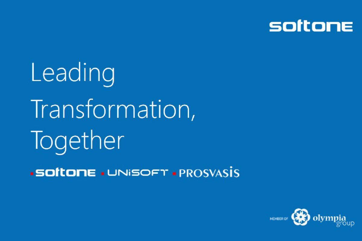 Νέα εποχή για τη SoftOne, νέα εποχή για την αγορά λογισμικού