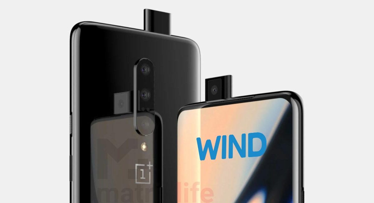 Το μοναδικό OnePlus 7 Pro έρχεται αποκλειστικά στο δίκτυο της Wind!