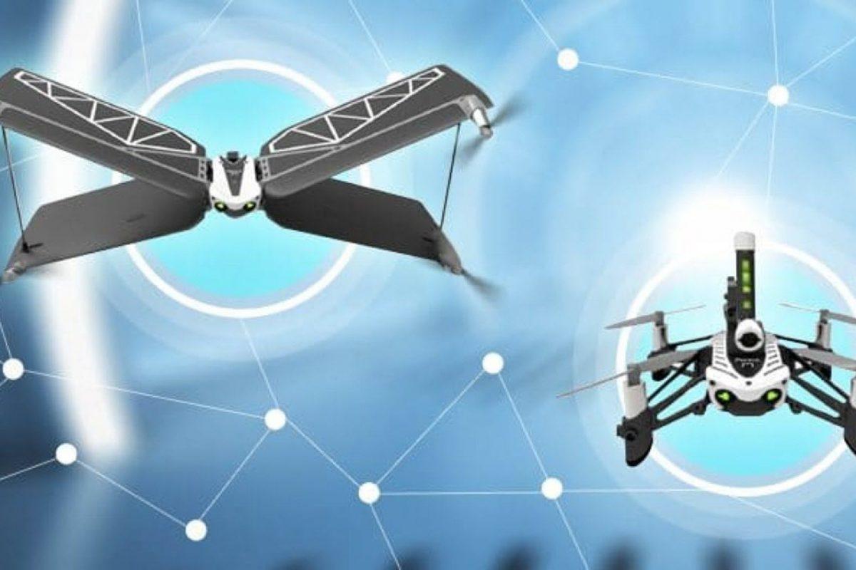 Τέλος τα μικρά και προσιτά drones για την Parrot και κατά μέτωπο επίθεση στην DJI!