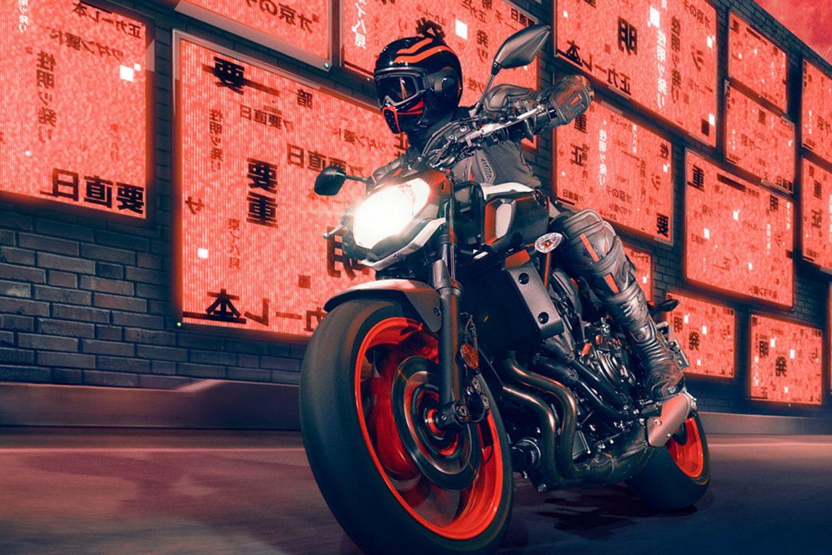 Καλοκαιρινές διακοπές με τα νέα σας Yamaha MT-03 & MT-07!