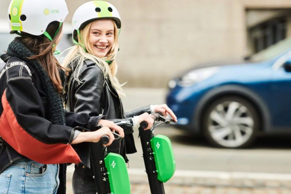 Καλοκαιρινές βόλτες με φίλους με το Group Ride της Lime