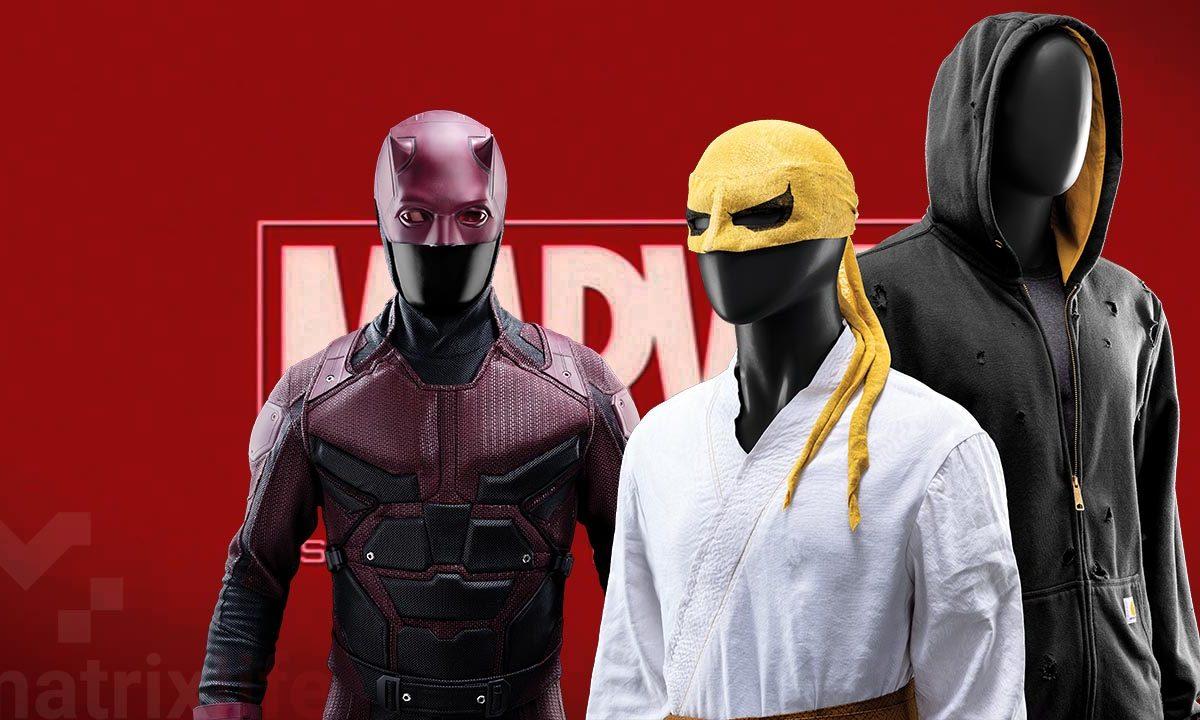 Αποκτήστε και εσείς τα αυθεντικά props από τις σειρές της Marvel!