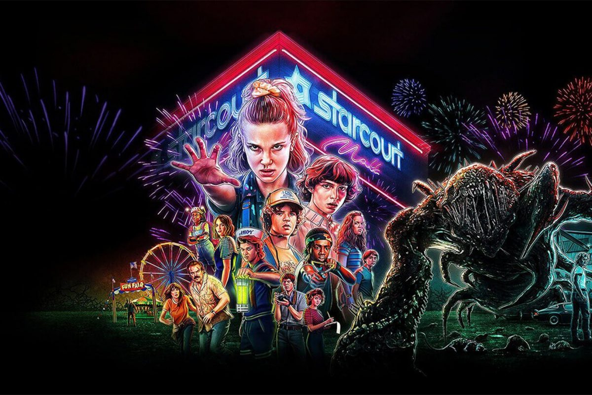 Η 3η σαιζόν του Stranger Things σπάει όλα τα ρεκόρ στο Netflix