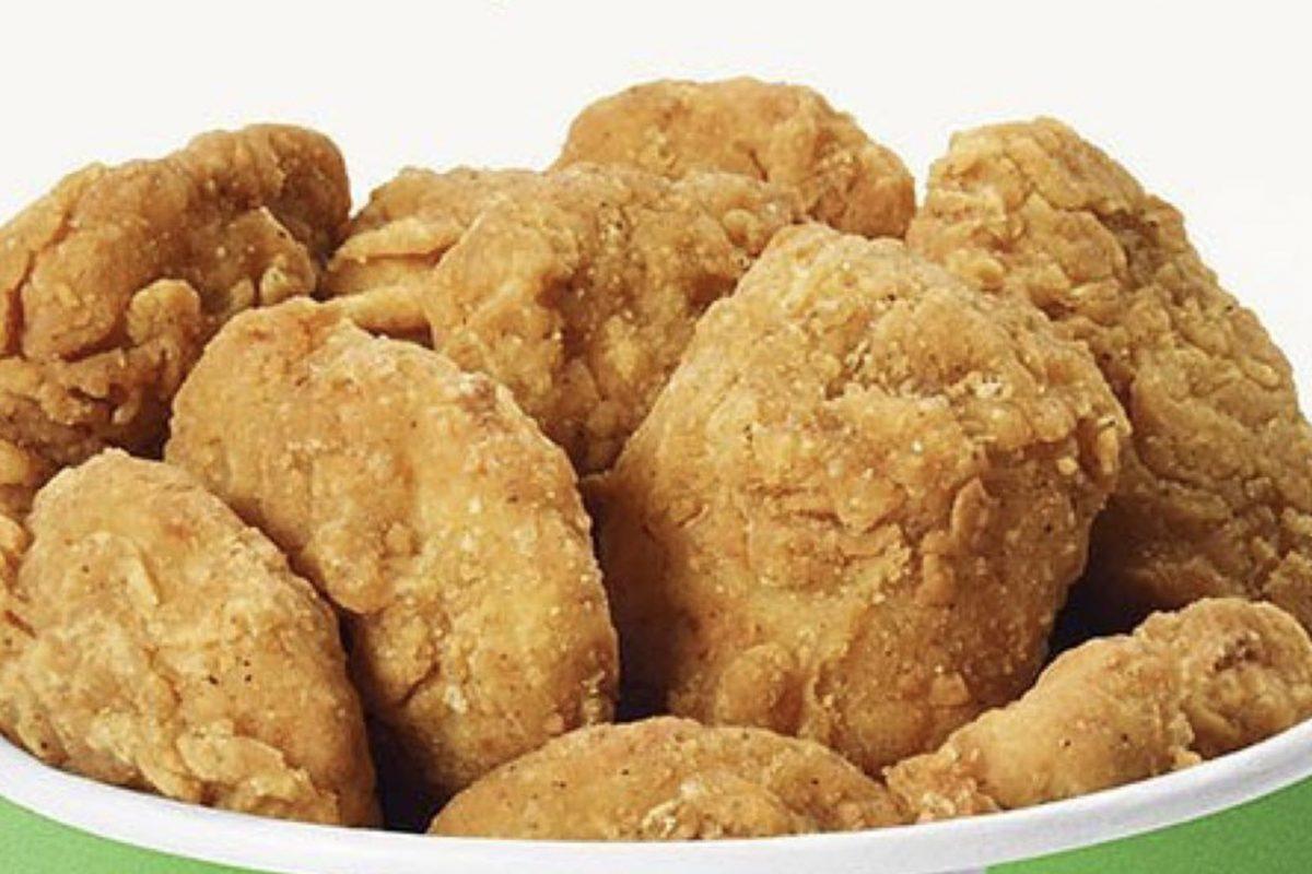 Η KFC παρουσιάζει το τηγανητό κοτόπουλο χωρίς…κοτόπουλο και ξεπουλάει σε 5 ώρες!