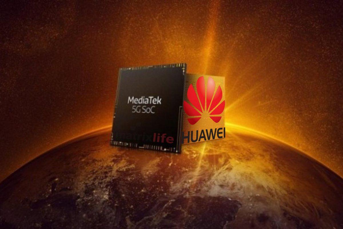 Huawei και MediaTek συνεργάζονται για την παρουσίαση προσιτών 5G smartphones!