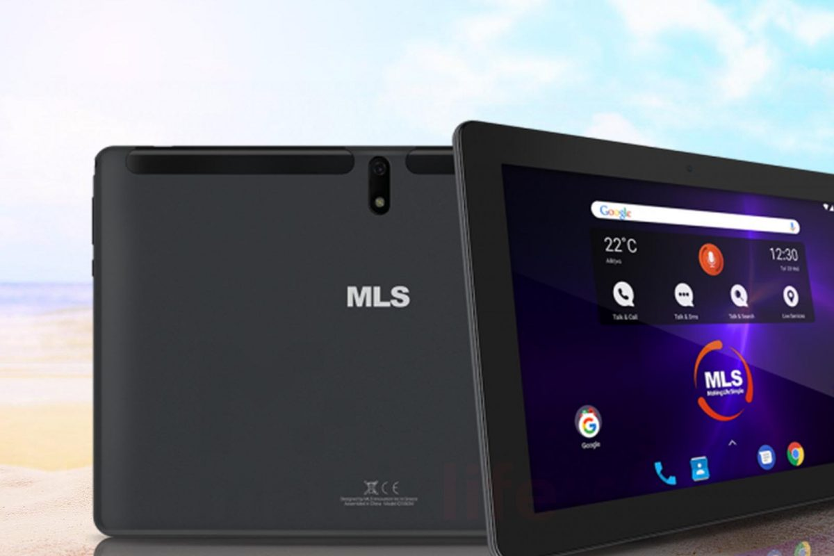 MLS Space S 4G: Ένα καλοκαιρινό gadget για να είστε online παντού και πάντα!