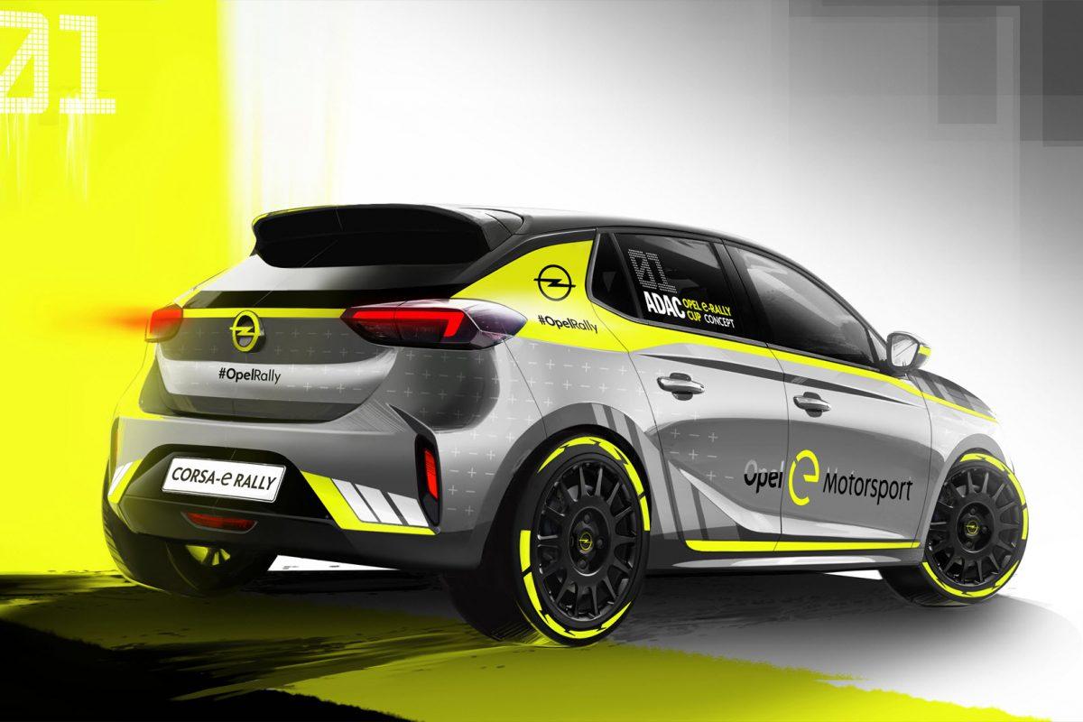 Opel Corsa-e Rally: Το πρώτο ηλεκτρικό αυτοκίνητο ράλι είναι εδώ!