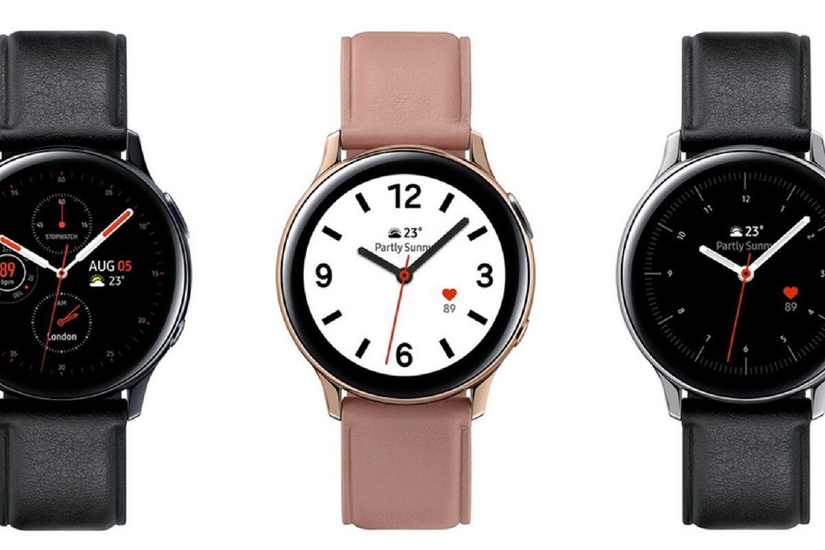 Samsung Galaxy Watch Active 2, στιλάτο, καλά εξοπλισμένο και με άριστη συνδεσιμότητα!