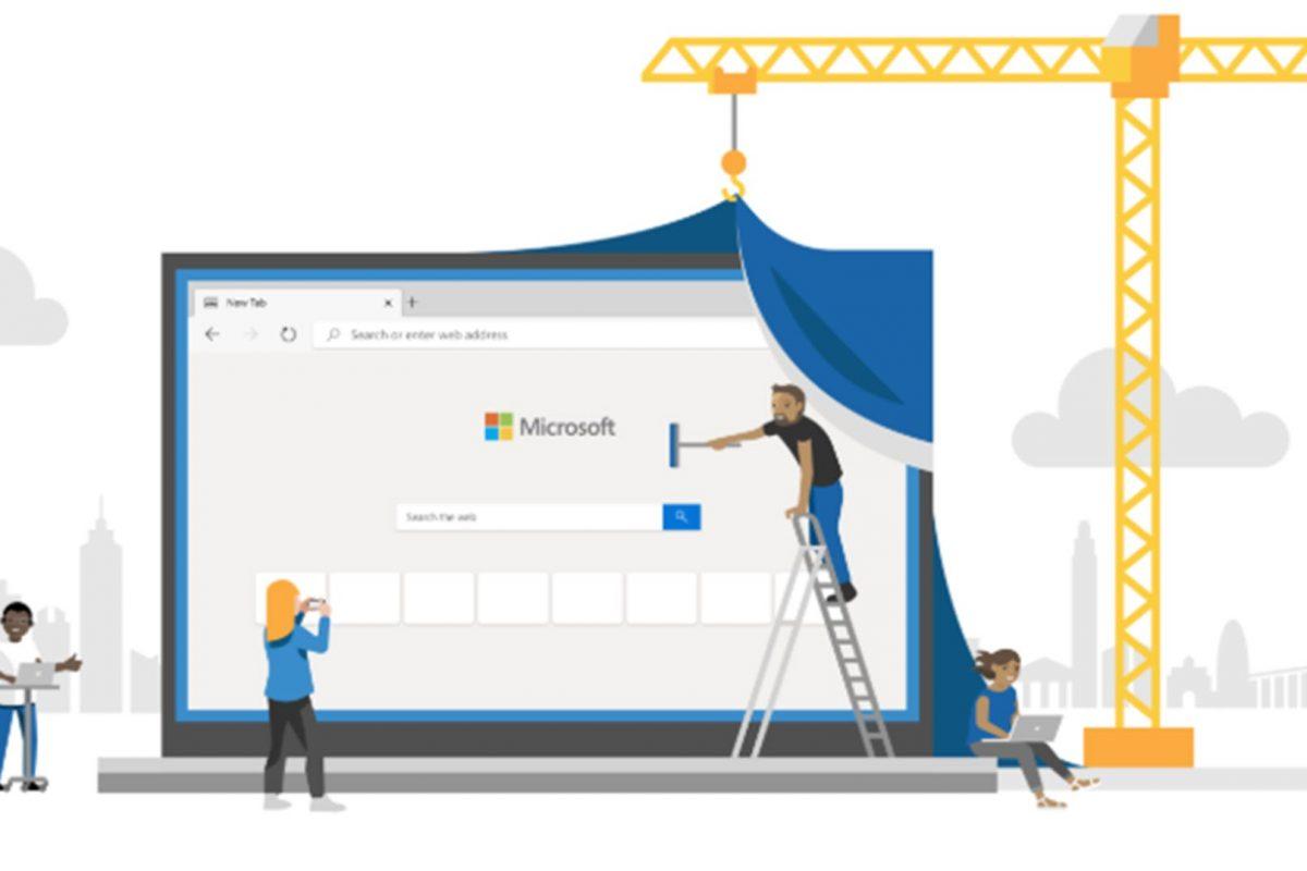 Microsoft Edge με DNA από Google Chrome. Κατεβάστε τώρα την τελευταία Beta έκδοση!