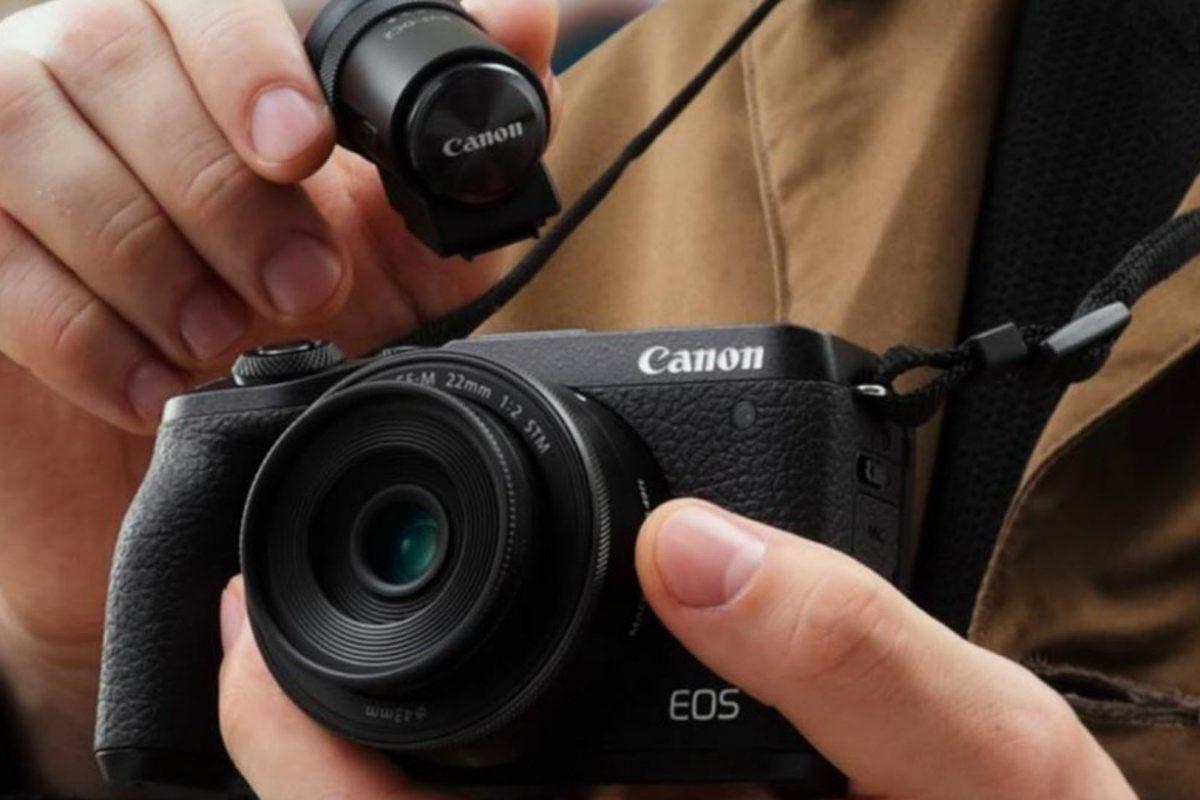 Canon  EOS M6 Mark II, όλα τα χαρακτηριστικά της νέας mirrorless