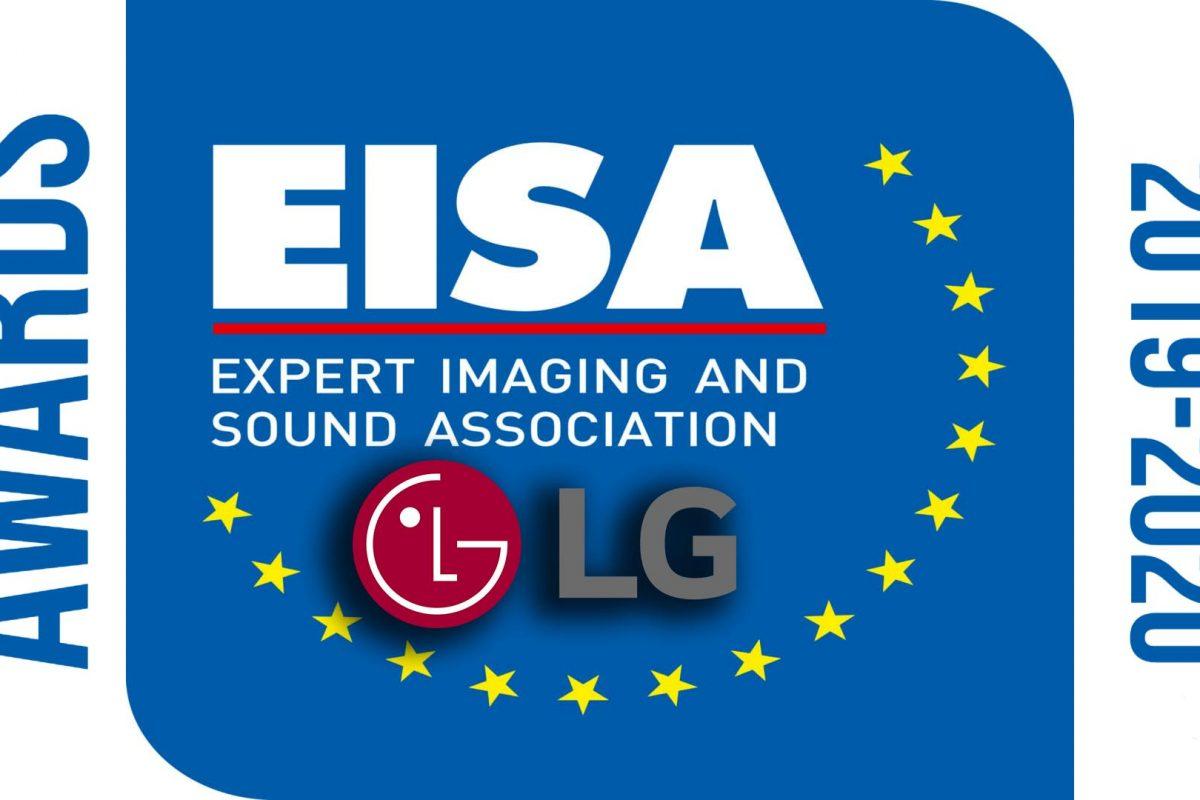 Η LG λαμβάνει κορυφαίες διακρίσεις σε εικόνα και ήχο στα βραβεία EISA 2019!