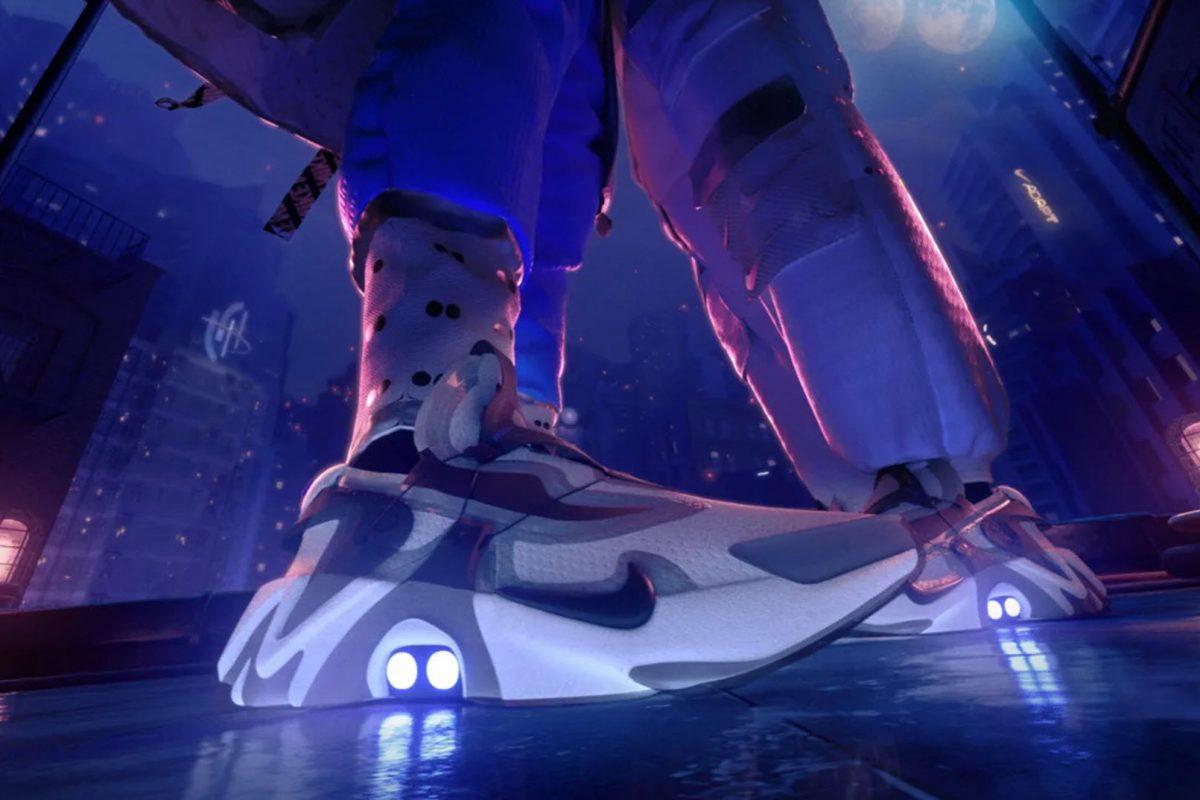 Nike Adapt Huarache, τα gadget sneakers που δένουν τα κορδόνια με φωνητικές εντολές
