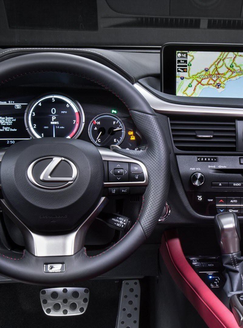 Android Auto και για την Lexus από το 2020