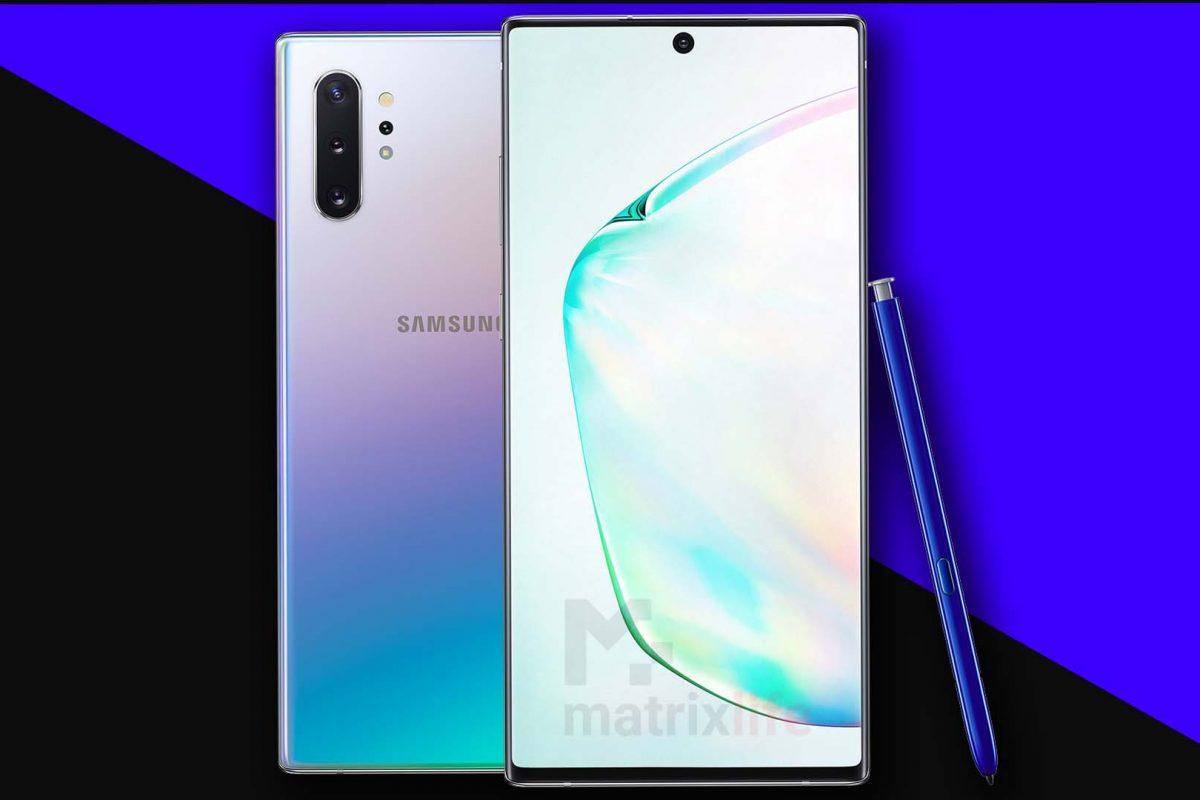 Samsung Galaxy Note 10 Plus. Ένας «επαγγελματίας» με sex appeal!