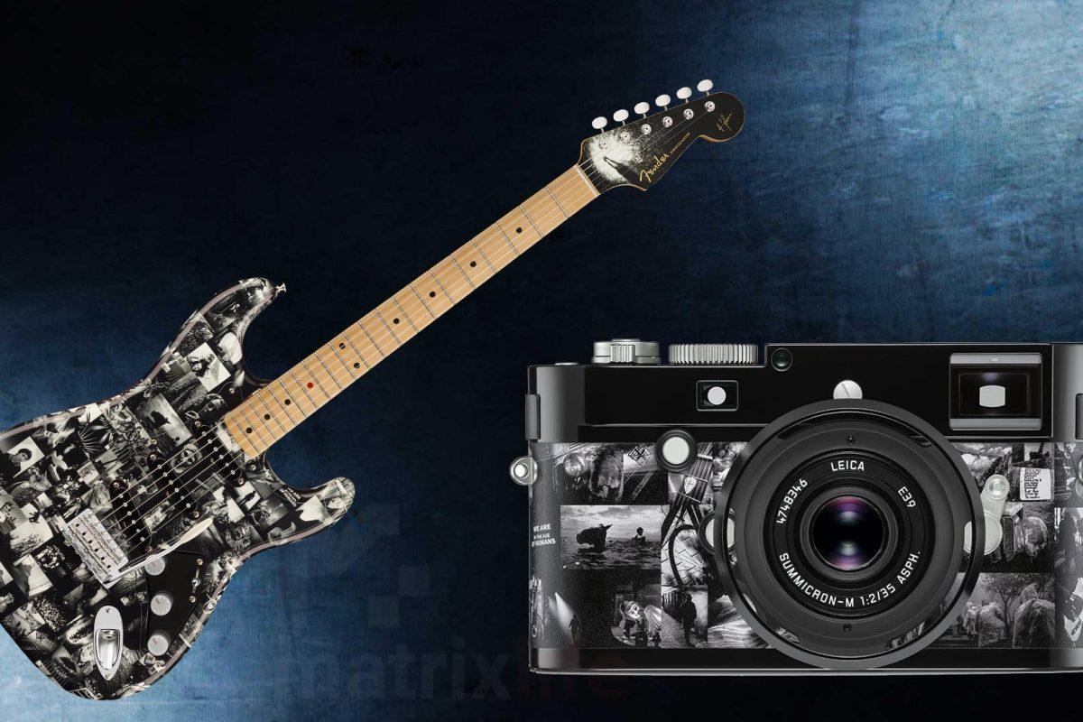 Leica Summers edition: Ο θρυλικός κιθαρίστας των Police βάζει την δική του πινελιά!
