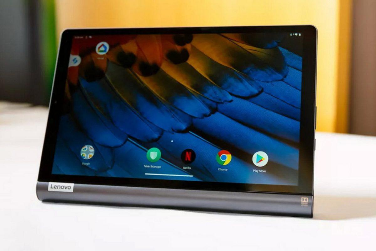 Lenovo Yoga Smart Tab, μια πρώτη επαφή στην IFA 2019!
