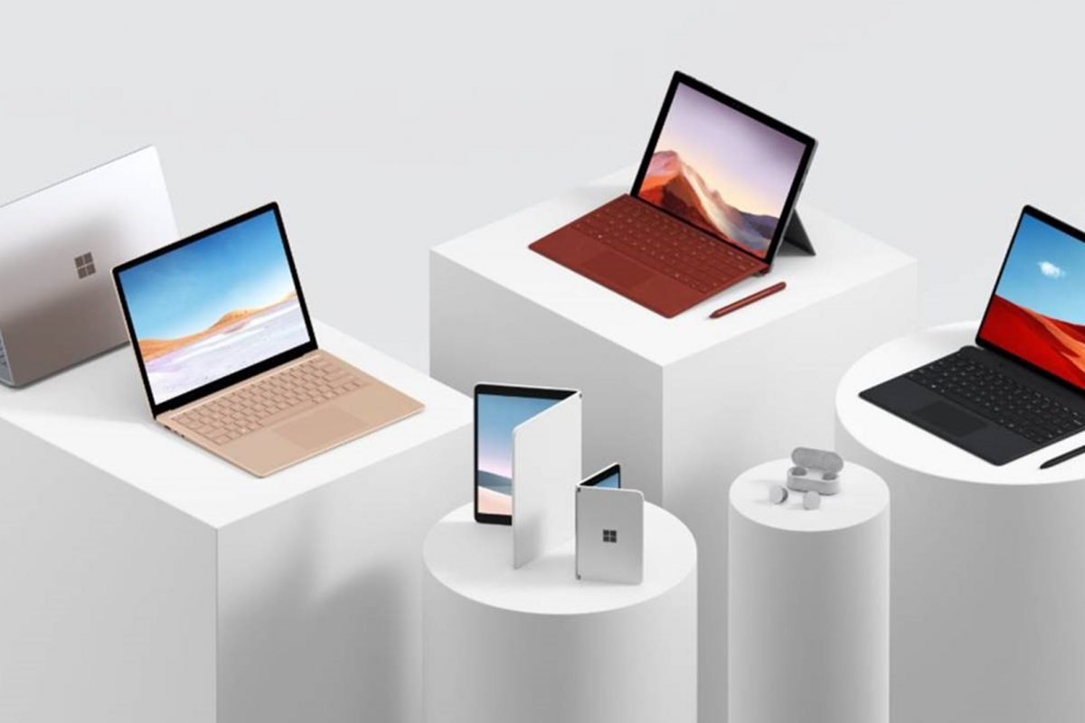 Η Microsoft κάνει επίθεση σε όλα τα μέτωπα με διπλές οθόνες, Android και φανταστικά Surface!