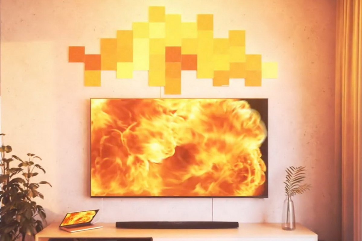 Nanoleaf Screen Mirror, ο έξυπνος φωτισμός γίνεται multimedia εμπειρία!