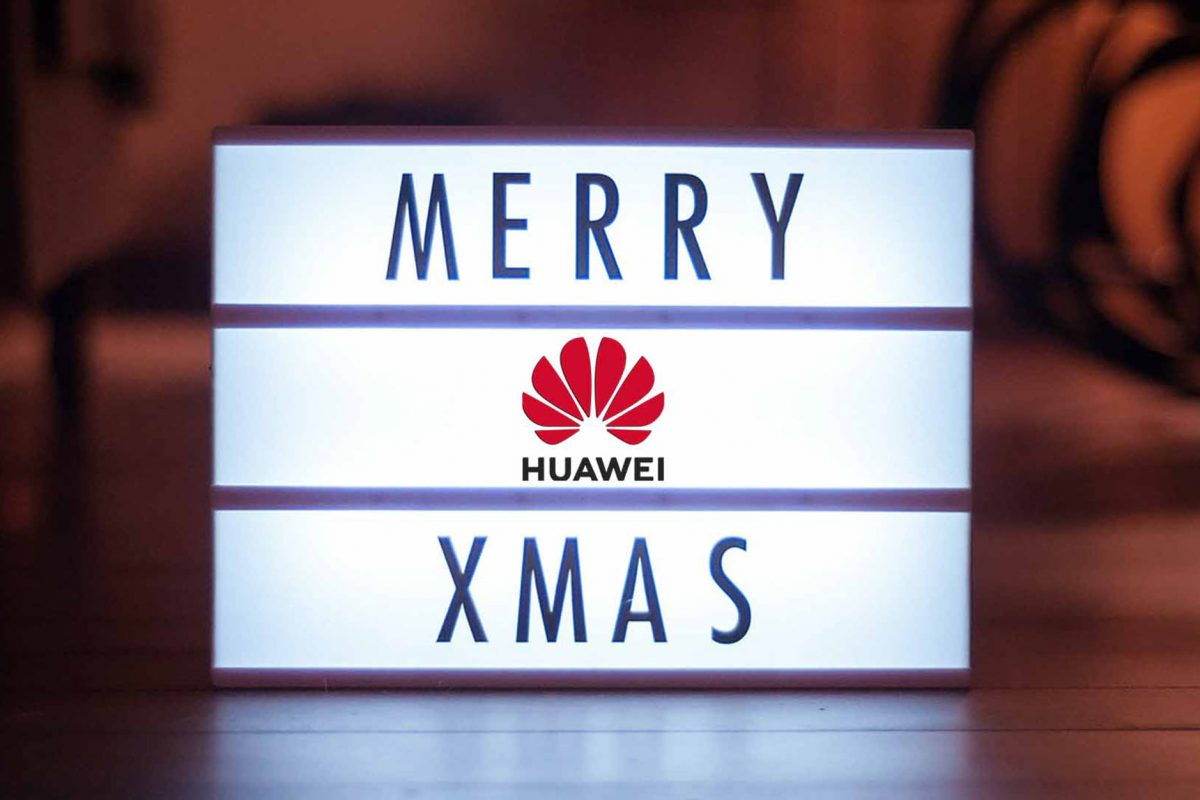 Χριστούγεννα 2020! Η απόλυτη λίστα δώρων από την Huawei!