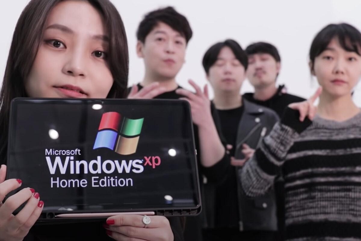 Το άχρηστο βίντεο της ημέρας: Κορεατικό ακαπέλα συγκρότημα μιμείται τους ήχους των Windows!