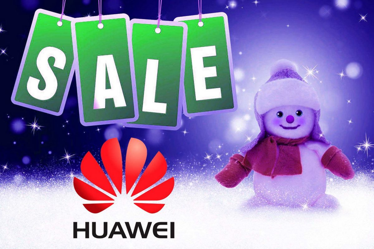 Huawei Winter Offers 2021: ακαταμάχητες προσφορές σε δεκάδες προϊόντα και gadgets μέχρι το τέλος του μήνα
