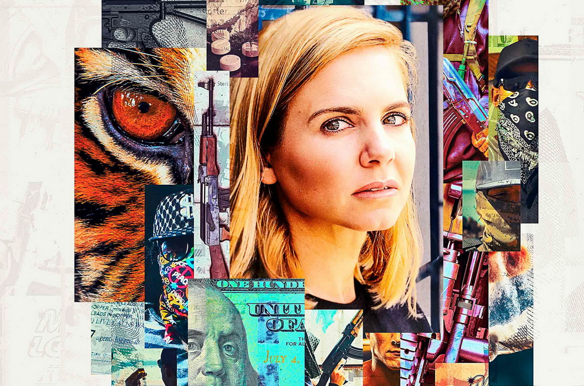 Διακίνηση με την Mariana Van Zeller, πρεμιέρα Παρασκευή 22 Ιανουαρίου αποκλειστικά στο National Geographic