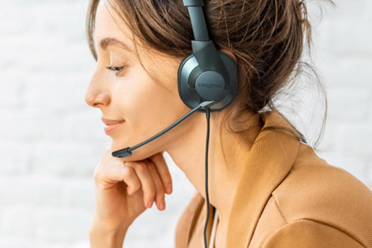 Creative HS-720 V2: Τα μόνα ακουστικά που θα χρειαστείς για τηλεργασία και τηλεκπαίδευση