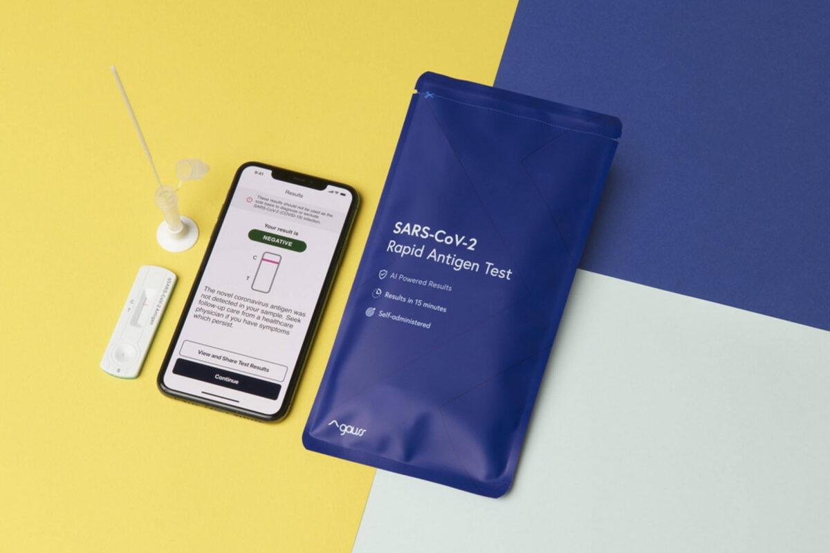 Έρχεται το πρώτο rapid test για τον κορονοϊό που γίνεται μέσω εφαρμογής για το κινητό!