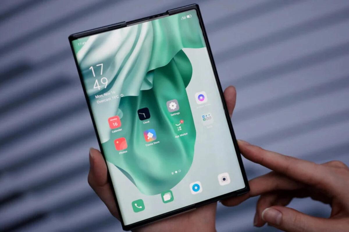 Oppo X 2021: Το εντυπωσιακό smartphone με την τυλισσόμενη οθόνη είναι κοντά στην κυκλοφορία!
