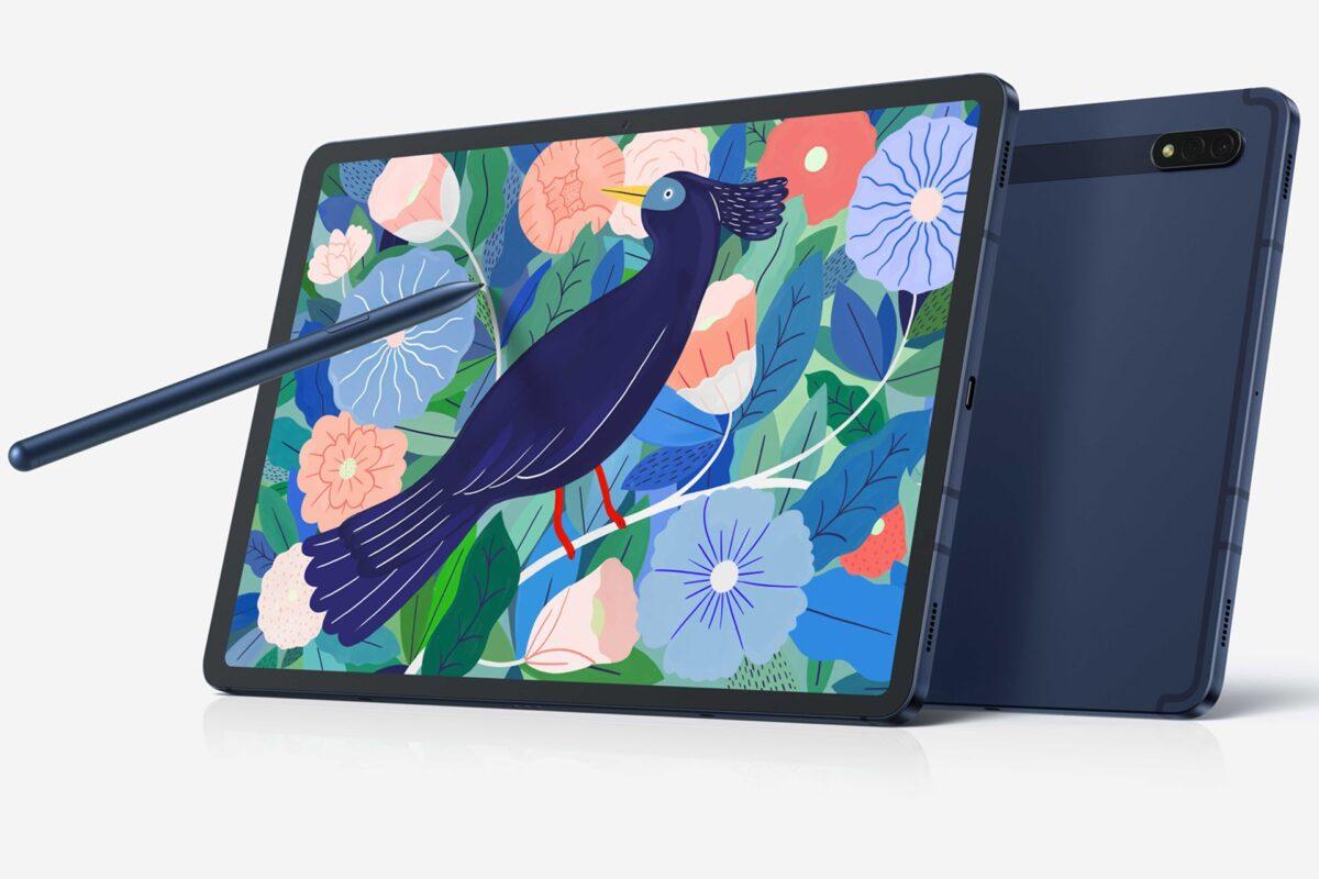 Νέα εντυπωσιακή απόχρωση Mystic Navy για τα Samsung Galaxy Tab S7 και S7+!