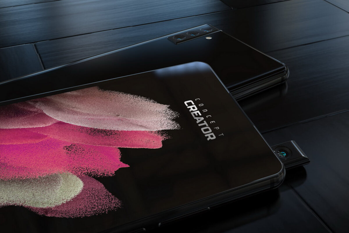 Νέο κινητό με pop up αλλά και περιστρεφόμενη selfie κάμερα από την Samsung!
