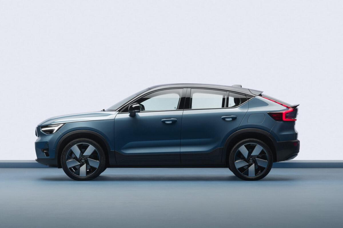 Volvo C40 Recharge: Το νέο EV μπαίνει στην παραγωγή το 2021 και είναι εξοπλισμένο με Android!