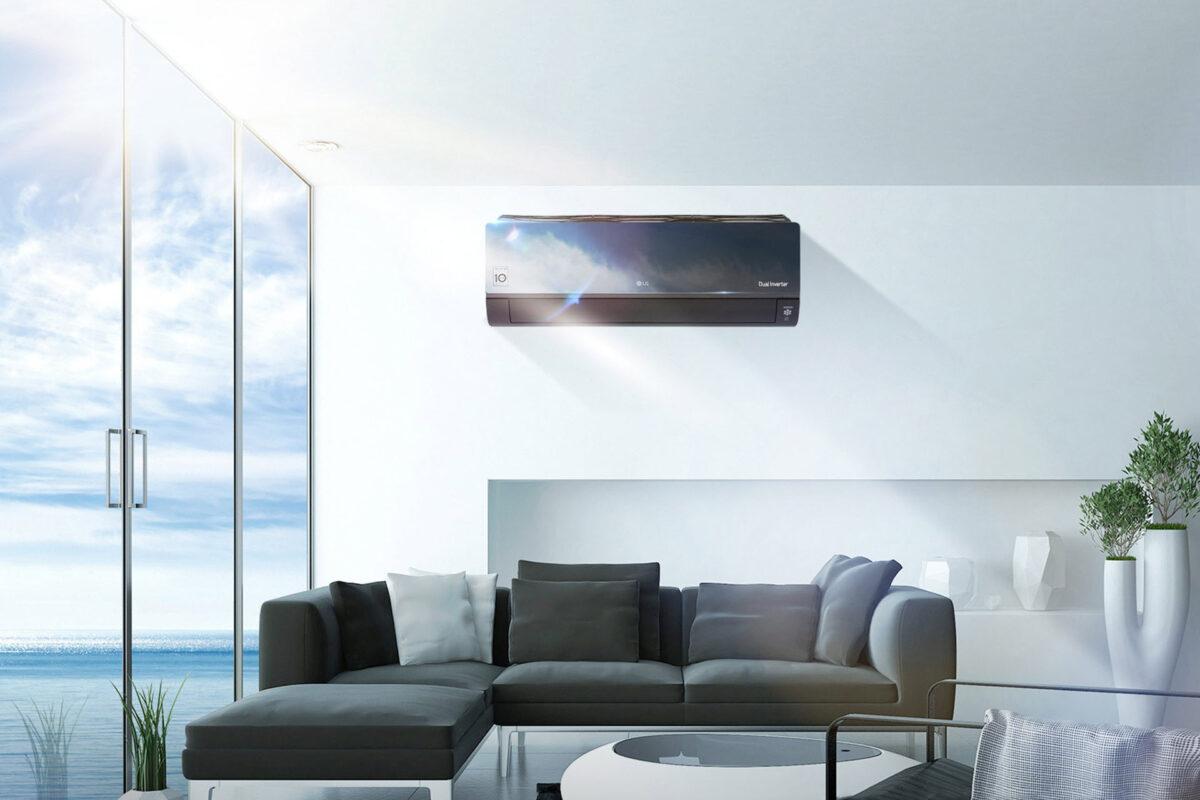 Κλιματιστικά LG για ένα συνδεδεμένο σπίτι με την μέγιστη ενεργειακή απόδοση