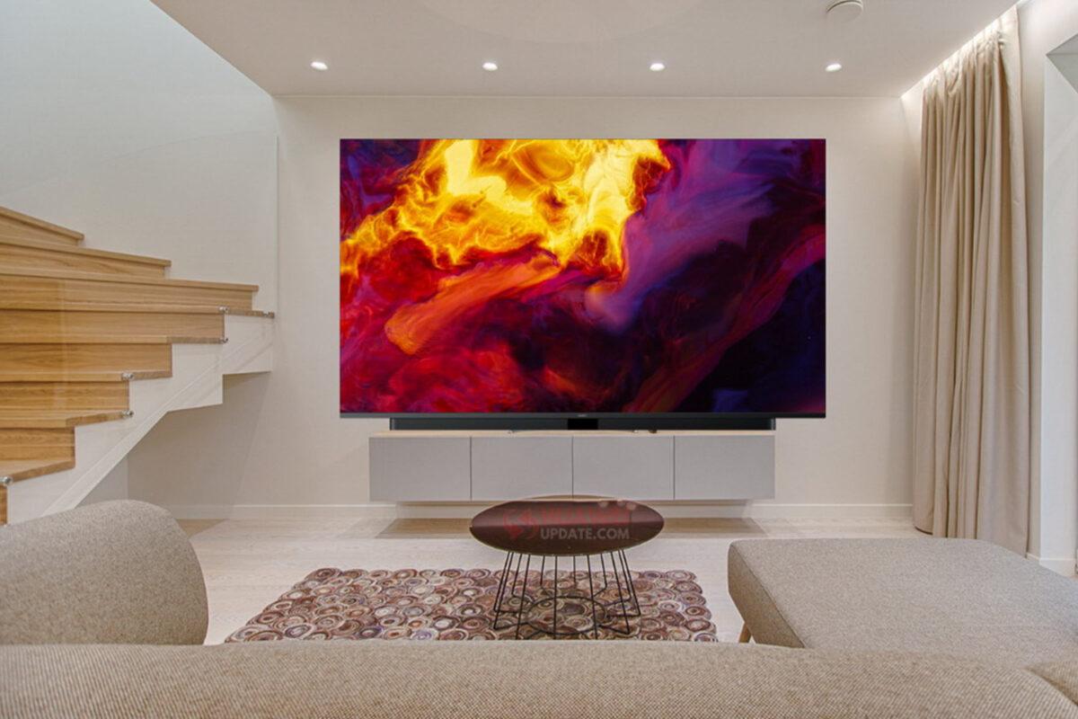 Η νέα TV της Huawei έρχεται με panel στα 120Hz και μοναδικό ήχο από την Devialet