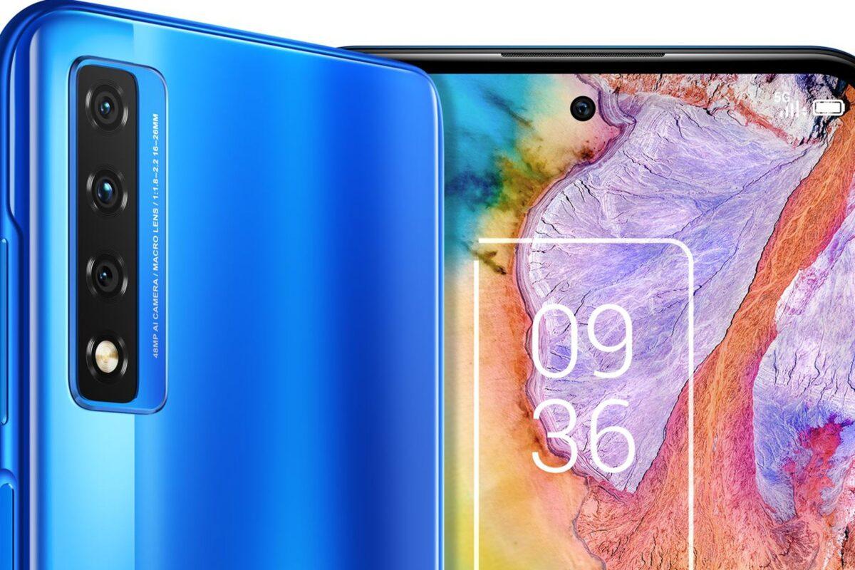 Το νέο προσιτό smartphone TCL 20 5G αποκλειστικά στα καταστήματα Cosmote και Γερμανός!