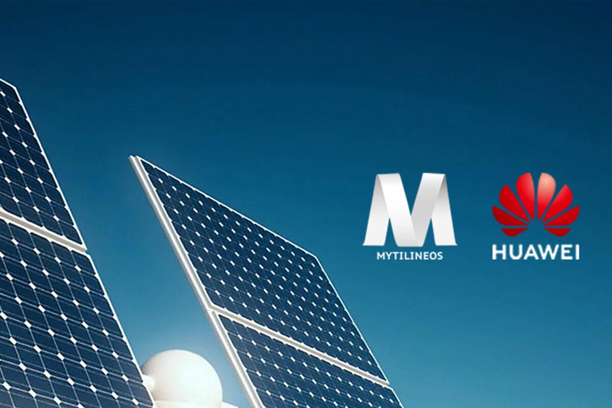 Η MYTILINEOS διευρύνει τη συνεργασία της σε παγκόσμιο επίπεδο με τη Huawei