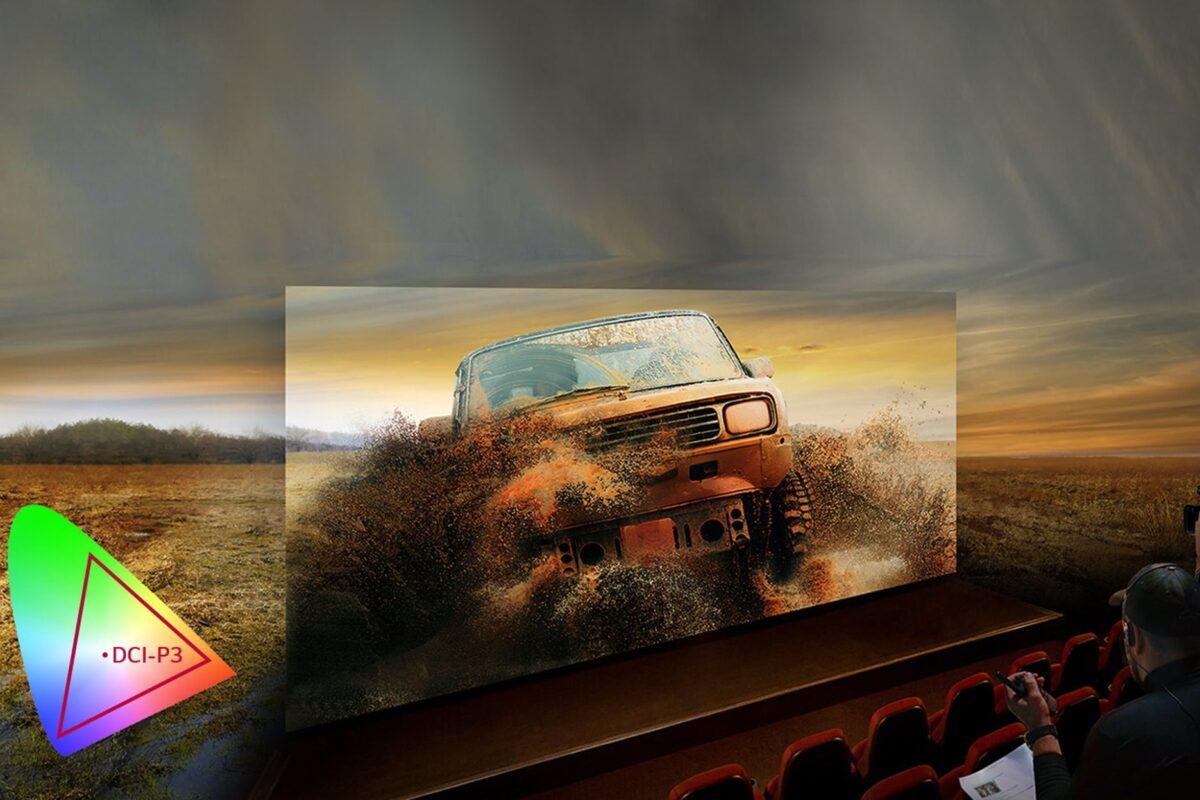 Ζήστε την απόλυτη κινηματογραφική εμπειρία με τις οθόνες LG LED Cinema