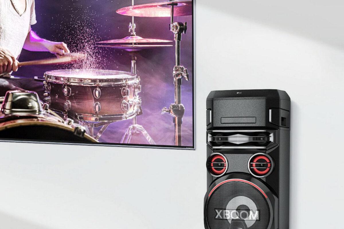 LG XBOOM One Body ON7 και ON5: Μοναδικά ηχοσυστήματα, για την απόλυτη διασκέδαση στο σπίτι