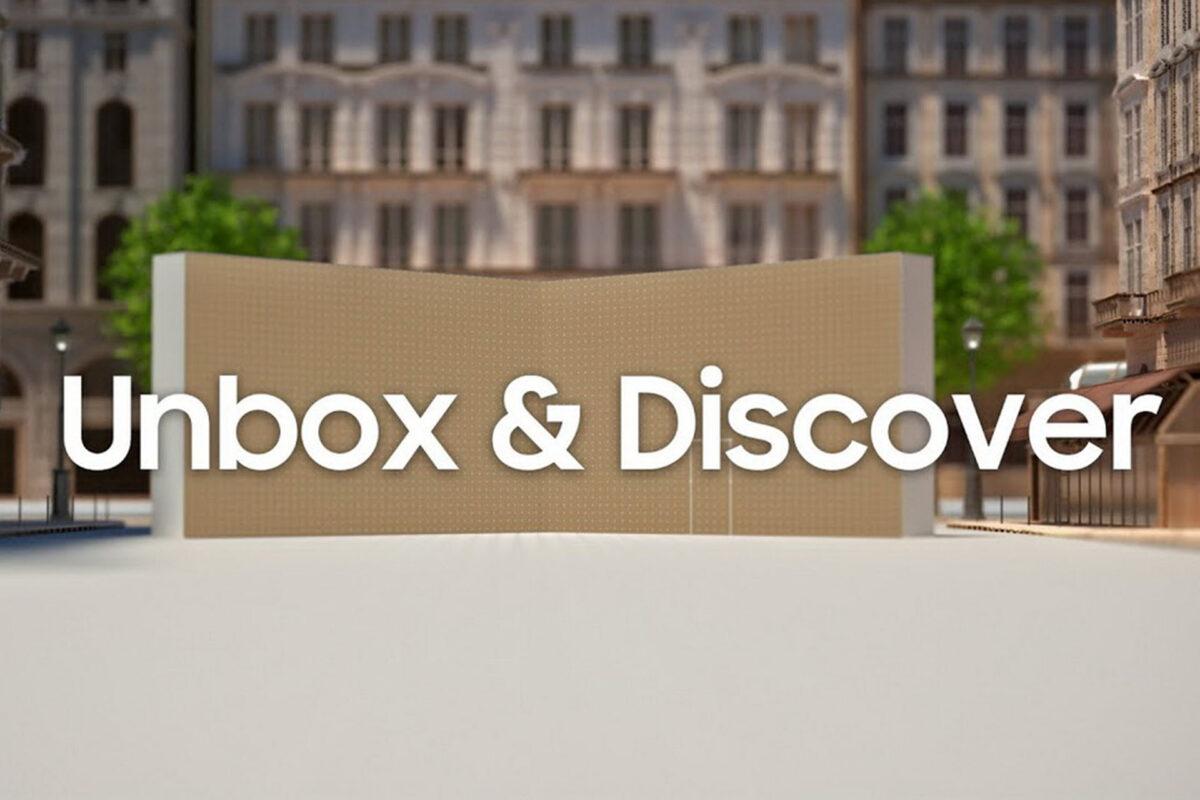 Samsung «Unbox & Discover»: H ψυχαγωγία στο προσκήνιο με τις απόλυτες προτάσεις για εικόνα και ήχο!