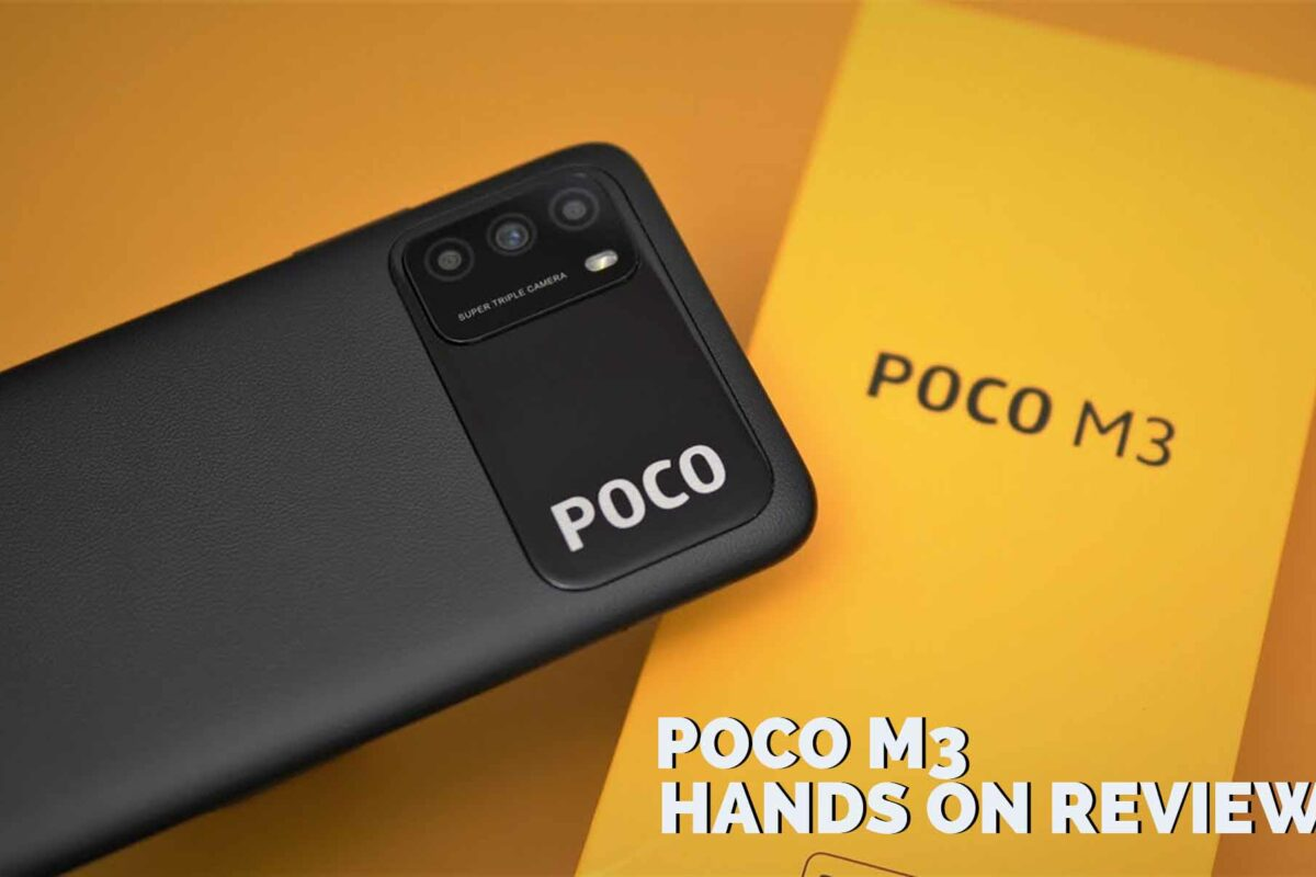 "POCO M3: Μια μικρή ""προσιτή"" επανάσταση στην κατηγορία των budget smartphones!"