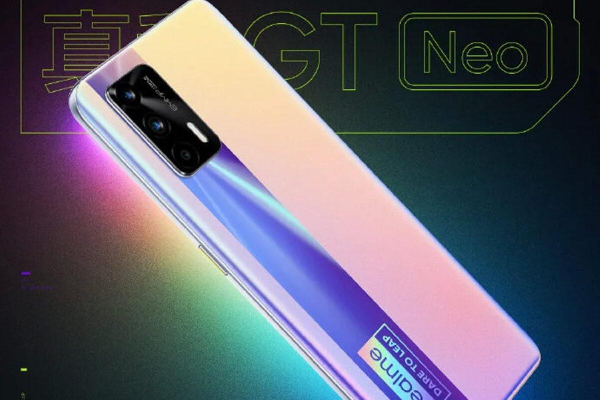 Realme GT Neo, έρχεται με αισθητήρα Sony IMX682 64MP και Dimensity 1200 SoC