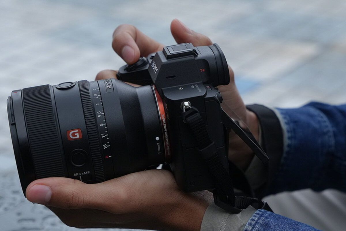 Η Sony ενισχύει τη σειρά Alpha με την κυκλοφορία του 60ου της φακού E-Mount, του FE 50mm F1.2 G Master