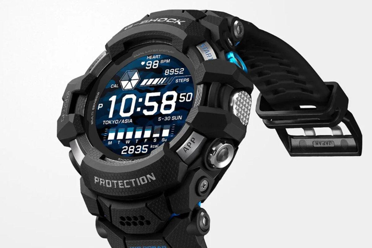 Casio GSW-H1000, το πρώτο ανθεκτικό smartwatch G-Shock με λειτουργικό Wear OS