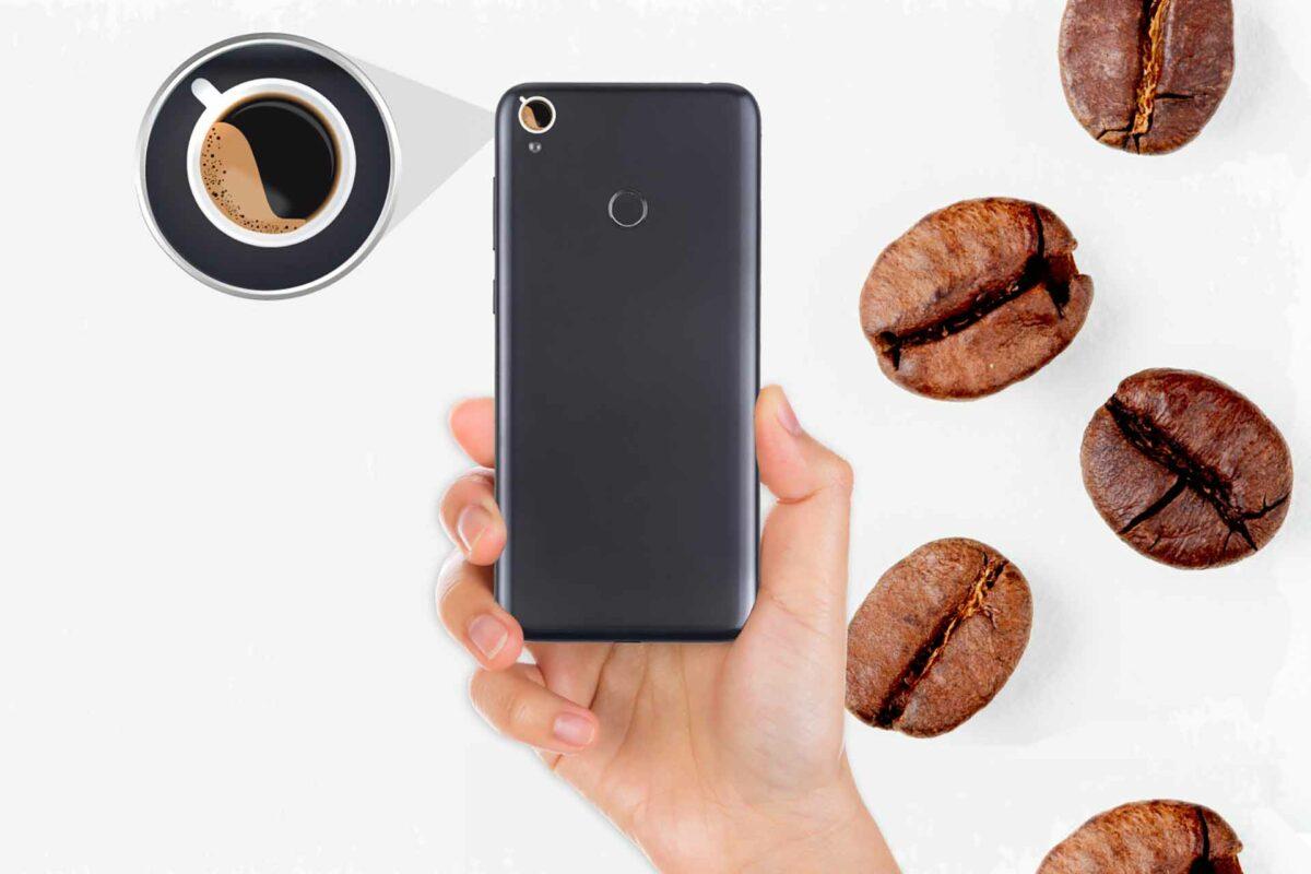 Η Honor παρουσιάζει το πρώτο smartphone με κάμερα που μπορεί να διαβάζει ακόμη και τον καφέ!