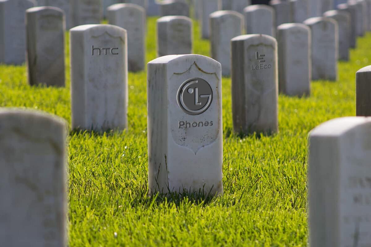 LG R.I.P: Τίτλοι τέλους για τα κινητά της LG και με επίσημη ανακοίνωση