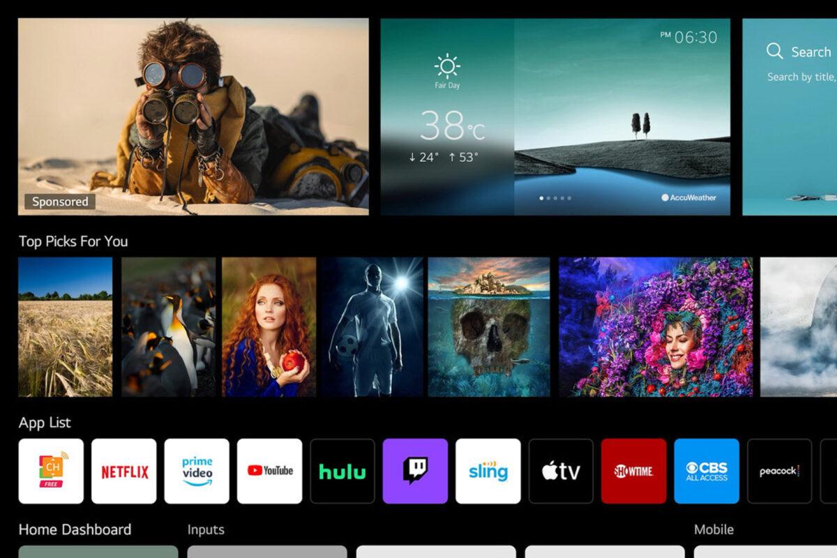 Η LG ανακοινώνει τη νέα σειρά τηλεοράσεων για το 2021 με αναβαθμισμένα χαρακτηριστικά για μια εκπληκτική εμπειρία θέασης