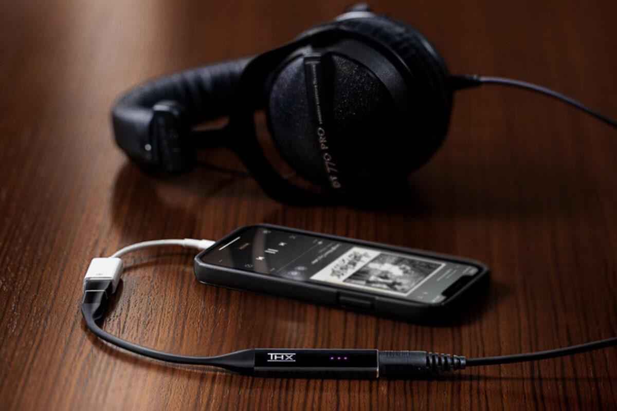 Η THX παρουσιάζει ένα μικρό και βολικό DAC για τα ακουστικά, για όσους έχουν υψηλές απαιτήσεις στον ήχο