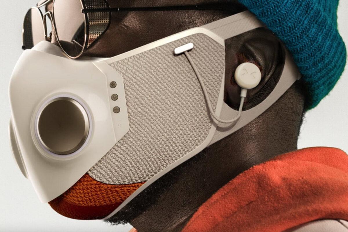 Xupermask: Η πιο high tech COVID-19 μάσκα από τον will.i.am και την Honeywell