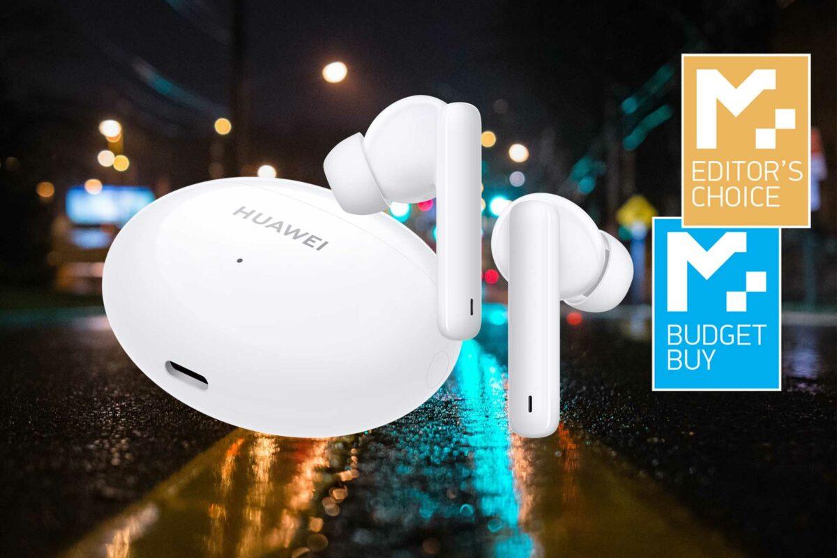 Huawei FreeBuds 4i: Μεγάλη απόδοση, μικρές διαστάσεις και η πιο ελκυστική τιμή ever!