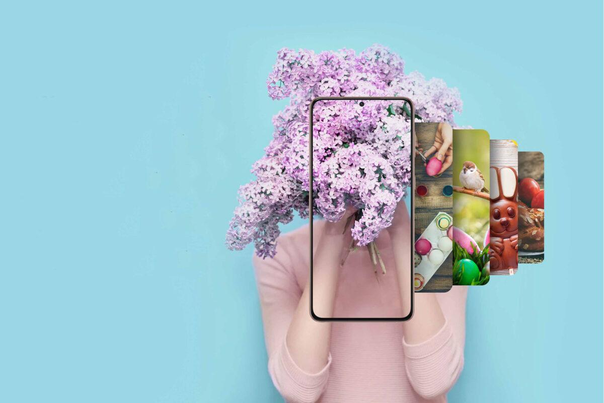 Πασχαλινός διαγωνισμός φωτογραφίας «My Easter with Galaxy»  για τα μέλη του Samsung Community Greece